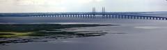 Oresund Bridge (drgillybean) Tags: copenhagen denmark bron broen oresundbridge bridge thebridge
