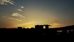 Marina Barrage | Marina Bays Sand | Singapore (ScTan) Tags: marinabarrage greenroof sunset