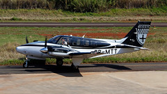 PR-MTT, Number 4/12 (MuBasseto) Tags: baron g58 beechcraft twin airplane special edition
