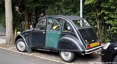 Citron 2CV 1983 (XBXG) Tags: kh91gd citron 2cv 1983 citron2cv 2cv6 2pk eend geit deuche deudeuche hilversum nederland holland netherlands paysbas vintage old classic french car auto automobile voiture ancienne franaise france frankrijk