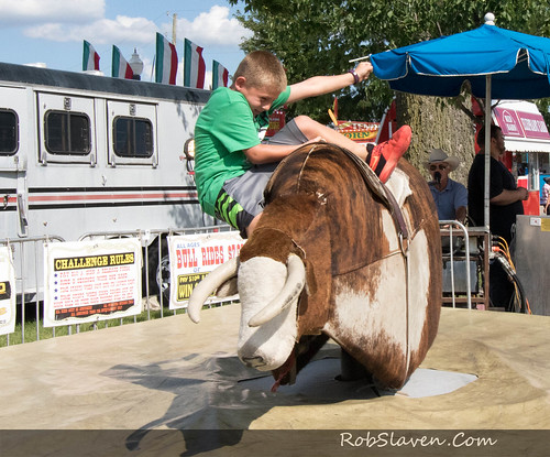 2016 Wild WIlly at Indiana State Fair