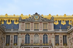 Versailles (silvia.lenguito) Tags: versailles chateau palaisroyal paris france gold perspective geometry building archiecture