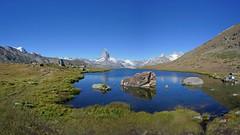 Stellisee_1 (c.greutert) Tags: stellisee cervin matterhorn zermatt