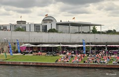 Strandbar Capital Beach (Simpel1) Tags: germany berlin nikon nikond300 berlinerphilharmoniker sirsimonrattle openair 2016 mitte hauptbahnhof strandbar capitalbeach hugopreusbrcke kulturforum