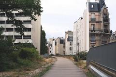 Petite Ceinture (lucky_mess) Tags: paris urbex urban railway paris15 15e ceinture train