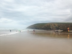 (bethanyhirst1) Tags: happiness happy fun adrenaline exercise wash water iphone bodyboarding spaday cornwall memories summer holiday rockpools rocks cliff lifeguard rnli ripcurrent tide weather outdoor surfing wave waves love surf sand sea beach