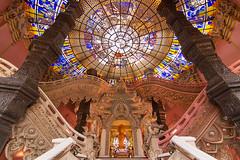 Erawan Museum (CharlieOwen) Tags: erawanmuseum museum buddhist temple stainedglass samutprakan