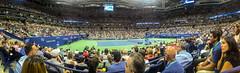 US-Open-2016-46 (fabergtourexperience) Tags: usopen tennis new york usa arthur ashe stadium stanislaswawrinka stan wawrinka novakdjokovic djokovic experience sporting events sunset sunny day