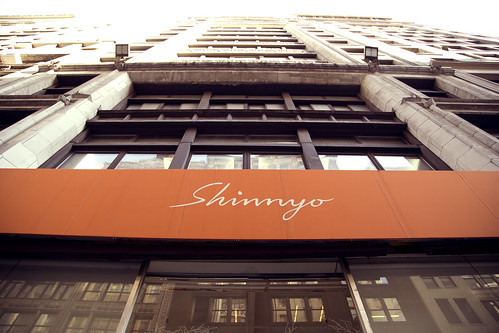 The Shinnyo Center, 19 West 36th Street