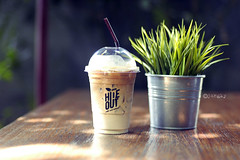 Refreshing (Fairypeary) Tags: coffee coffeeshop ice beverage thailand chillin cafe light naturallight nikon dslr