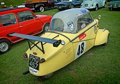 IMG_9332 (bob_rmg) Tags: croft nostalgia festival classic car messerschmitt bubble croftnostalgiafestival