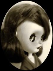 Blythe-a-Day September#18: Greta Garbo: Claudia as Alva Maria Gustafsson, Greta Garbo's Sister