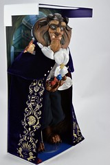 Beast Limited Edition 18'' Doll - Beauty and the Beast - US Disney Store Purchase - Deboxing - Covers Off - Full Left Front View (drj1828) Tags: us disneystore preorder beautyandthebeast limitededition 17inch doll collectible animated 2016 purchase deboxing beast winter