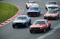 Musclebound (Tony Parker photography) Tags: classic chevrolet car racetrack stingray racing historic camaro chevy 427 british 1960s gt corvette c2 circuit coupe v8 classiccars aston astonmartin musclecar sportscar vintagecars dbs exoticcars c3 z28 brandshatch amoc americancars 454 bigblock 396 usacars 63corvette historicracing 69stingray dbsv8 65stingray