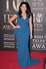 Lisa Canon at Irish Film and Television Awards 2013 at the Convention Centre Dublin