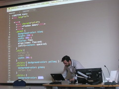 TalkWD 2013: Peter Gasston, livecoding