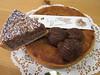 Torta di castagne / Kastanientorte