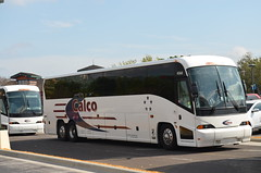 Calco 4568 (crown426) Tags: coach orlando florida motor waltdisneyworld downtowndisney mci calco hotard j4500