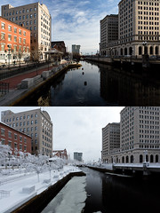 snow storm before & after (@archphotographr) Tags: camera winter snow storm weather architecture lens us snowstorm newengland places before providence rhodeisland after february blizzard beforeafter ef1635mmf28liiusm canoneos5dmarkiii hassanbagheri hbarchitectural pvdsnow