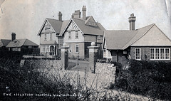 Isolation Hospital, Waltham Abbey (robmcrorie) Tags: history abbey scarlet postcard patient medical health national doctor nhs service british isolation nurse healthcare essex development waltham fever 1907 smallpox diphtheria hsoptial