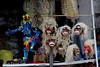 Little Ogoh-ogoh and Celuluk Masks (Budi As (Bilik Bidik)) Tags: bali statue mask culture topeng ogohogoh celuluk eos60d