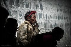 遇见西藏,仿佛冥冥中与它注定,义无反顾的热爱这篇土地。西藏人文小品一组 (RumYu) Tags: 人像 西藏 摄影 纪实