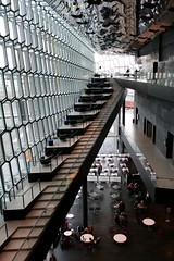 Reykjavik - Harpa concert hall and conference centre (*maya*) Tags: music black glass architecture grey iceland theatre contemporary live gig performance reykjavik concerto operahouse architettura auditorium vetro concerti concerthall islanda contemporanea harpa conferencecentre