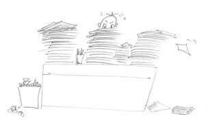 Paperless office?