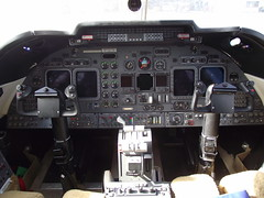 Learjet 60 cockpit view (GSairpics) Tags: usa private airport florida fort interior aircraft aviation lj transport flight jet cockpit aeroplane business deck lauderdale fortlauderdale biz executive flightdeck exec learjet bizjet fxe kfxe lj60 execjet