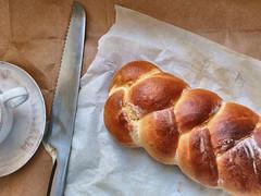 brioche (royalchill) Tags: breakfast pain tresse brioche challah petitdéjeuner hallah