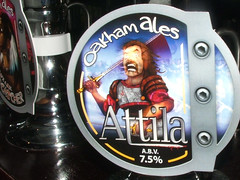 Oakham Ales - Attila (selcamra) Tags: camra attila realale strongbeer britishpub selcamra oakhamales oakaatthemansionhouse