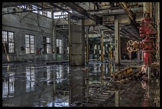Industrial Ice Capades