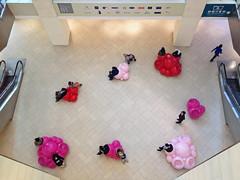 Pinks (istolethetv) Tags: hongkong shapes seats shoppingmall pinks 4drew