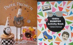 cool books! (biscuittin) Tags: new craft books tkmaxx fancifulpaperprojects 1980sbumperactivitybook