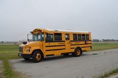 CSD 9 (crown426) Tags: california thomas bluebird schoolbus irvine aare freightliner rearengine roadeo roade hdx fl70 eltoromcas irvinegreatpark a3re cypressschooldistrict