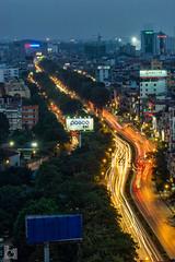 vl_00791 (Hanoi's Panorama & Skyline Gallery) Tags: street light sky panorama building tower architecture skyscraper canon asia skylines vietnam hanoi nigh việtnam nighlight hànội kissx