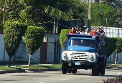 ZIL-130 La Habana, Cuba (RiveraNotario) Tags: cars truck havana cuba communism lorry autos zil comunismo lahabana camin carsincuba carspotting sovietcars zil130 soviettrucks sovietvehicles autosencuba autossoviticos