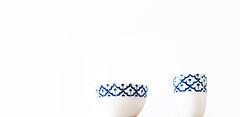 Bowl and mug (glukorizon) Tags: china blue white blauw bowl number negativespace mug highkey mok wit porcelain kom twee bak tableware odc schaal servies porcelein getal odc2 ourdailychallenge