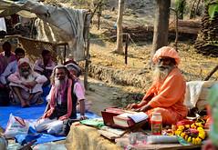 Barsana ki Holi (iamShishir) Tags: india holi barsana mathura uttarpradesh 2013 latthamarholi latthamar