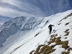 Scialpinismo Sibillini - Cresta del Sassone