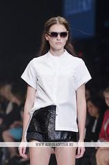 LMFF 2013 - R5 Harper's Bazaar - Ellery (Naomi Rahim (thanks for 5 million visits)) Tags: black sunglasses fashion glitter ellery australia melbourne docklands shorts runway aw fashionweek hotpants harpersbazaar 2013 lmff lorealmelbournefashionfestival runway5 naomirahim