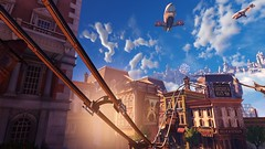 The Flying City (WelshPixie) Tags: bioshockinfinite