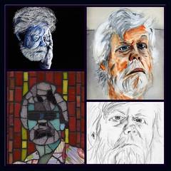 NC Mallory (Gila Mosaics n'stuff) Tags: portrait art artist tribute compilation mallory portraitparty gilamosaics ncmallory jkpp