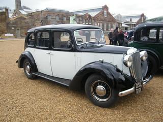 1936 Austin 14/6 Goodwood Saloon