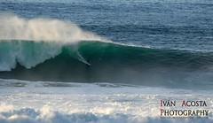 Big waves Surf Tenerife 2 (Ivn Acosta) Tags: espaa beach water island mar nikon surf wave canarias tenerife canary fotografia ivn islas camara ola oceano atlantico acosta spainfoto d300s aguaplaya