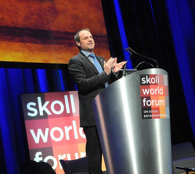 Skoll World Forum 2013