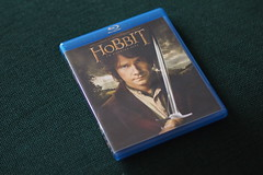 The Hobbit (petrusko.rm) Tags: night pen movie four prime olympus micro hobbit bd 45mm thirds ep3 bluray m43 mft