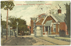 Launceston hospitals collection of postcards (Tasmanian Archive and Heritage Office) Tags: old hospital photo health tasmania nurse launceston launcestongeneralhospital tasmanianarchiveandheritageoffice oldphotostasmania oldtasmanianphotos