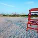 St. Simons Island, GA Lifeguard Stand