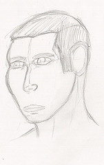 Another face (N-11 Ordo) Tags: face drawing weekly ordo n11